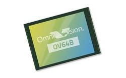 OmniVision OV64B trình làng cảm biến 64 MP với kích thước điểm ảnh 0.7 micron đầu tiên trên thế giới
