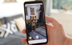 """Cư dân mạng phát cuồng với trò ngắm nghía pet ảo của Google: Nằm nhà chơi cùng hổ, báo và """"bé Na"""" dễ như bỡn"""