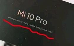 Chỉ bằng một dòng chữ nhỏ trên vỏ hộp Mi 10 Pro bản quốc tế, Xiaomi xoáy sâu vào nỗi đau đớn nhất của Huawei