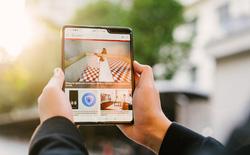 Những tin đồn đầu tiên về Galaxy Fold 2: màn lớn hơn, giá rẻ hơn, camera ẩn dưới màn hình