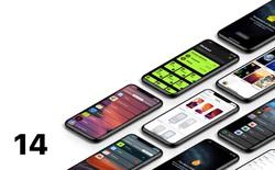 Concept iOS với widget trên màn hình chính: giống live tile của Windows Phone, nhưng ngon hơn nhiều
