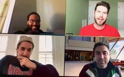 """Anh YouTuber tự chế bản sao AI của bản thân với khả năng đối đáp cực """"nuột"""" để thay mình đi họp online"""