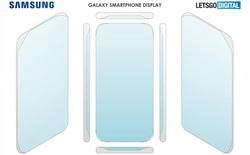 Samsung được cấp bằng sáng chế cho thiết kế màn hình không viền cong bốn cạnh