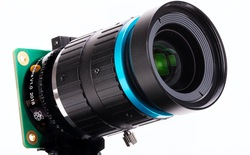 Nền tảng Raspberry Pi lần đầu ra mắt module camera 12 MP có khả năng thay đổi ống kính