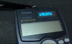 YouTuber hack chiếc máy tính Casio thành công cụ gian lận thi cử cực tinh vi, có cả kết nối wifi và tính năng chat với bạn bè