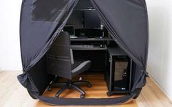 Hộp chơi game cực độc, giúp mang tới không gian chơi game, livestream cho game thủ chỉ trong một góc phòng