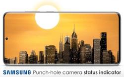 Tận dụng camera selfie đục lỗ, Samsung sẽ hồi sinh tính năng hữu ích này
