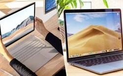 Surface Book 3 đối đầu với MacBook Pro 2020: Kẻ tám lạng, người nửa cân, xứng danh anh hào của thị trường laptop thế giới