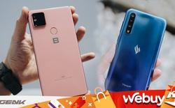 """So găng smartphone Việt: Bphone B86s """"ăn"""" được 2 chiếc Vsmart Live mà vẫn còn thừa 2 triệu"""