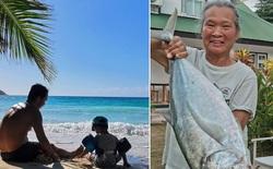 Mắc kẹt ở thiên đường biển đảo giữa lệnh phong tỏa, gia đình bỗng trở thành travel blogger bất đắc dĩ và thu hút hàng trăm triệu lượt xem trên MXH