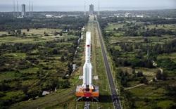 Tên lửa Trung Quốc làm rơi vãi linh kiện từ trên không xuống mặt đất