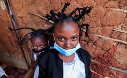 Kiểu tóc phổ biến nhất ở khu ổ chuột tại Kenya được lấy cảm hứng từ virus corona