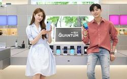 Samsung công bố Galaxy A Quantum với công nghệ mã hóa lượng tử