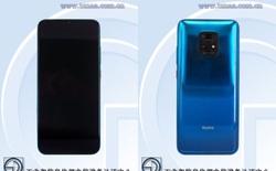 Redmi Note 10 lộ diện: Màn hình OLED, 3 camera, chip Dimensity 820