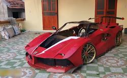 Báo Tây hứng thú khi thấy Youtuber Việt làm 'siêu xe' Ferrari, Bugatti với giá vài triệu đồng