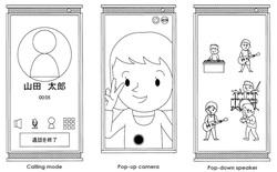"""Sony đăng ký bằng sáng chế smartphone Xperia """"thò thụt"""" cả trên lẫn dưới"""