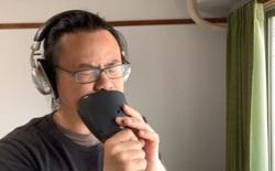 Chu đáo như người Nhật Bản: Sáng chế bộ công cụ hát karaoke một mình để tránh làm phiền hàng xóm