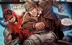 Có thể bạn chưa biết: Thám tử lừng danh Sherlock Holmes từng ngăn chặn Deadpool hủy hoại vũ trụ Marvel