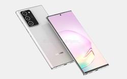 Samsung Galaxy Note 20+ 5G lộ thiết kế hoàn chỉnh