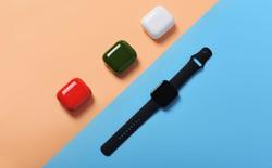 Realme ra mắt Realme Watch giá 50 USD và Realme Smart TV giá từ 170 USD