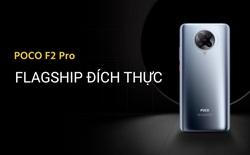 POCO F2 Pro ra mắt tại VN: Snapdragon 865, tản nhiệt buồng hơi, 4 camera 64MP, giá từ 12.49 triệu đồng