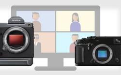 Sau Canon đến Fujifilm phát hành phần mềm để dùng máy ảnh của họ làm webcam