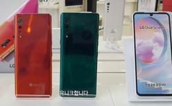 """LG Velvet lộ diện hoàn toàn: Màn hình """"giọt nước"""", 3 camera, Snapdragon 765G, ra mắt 7/5"""
