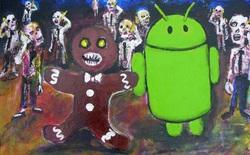 """Gingerbread, phiên bản Android """"không chịu chết"""", có nhiều điểm thú vị không phải ai cũng biết"""