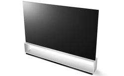 LG ra mắt TV OLED độ phân giải 8K lớn nhất thế giới