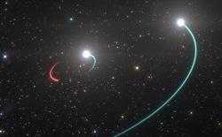 Các nhà thiên văn học tìm thấy hố đen gần với Trái đất nhất từ trước đến nay