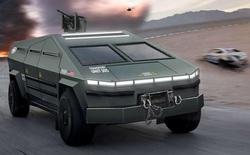 Cybertruck của Tesla có thể được chuyển đổi thành xe tăng bọc thép