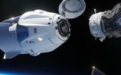 Tàu vũ trụ Crew Dragon của SpaceX lắp ghép thành công với trạm ISS, hoàn toàn tự động
