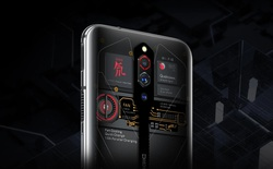 Nubia Red Magic 5G có thêm phiên bản mặt lưng trong suốt, 16GB RAM, giá 17 triệu đồng