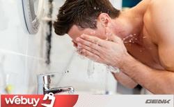 6 loại sữa rửa mặt tinh chất bạc hà cho nam đánh tan cái nóng mùa hè này