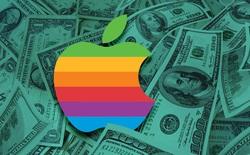 Giá trị vốn hóa Apple lần đầu vượt qua 1.500 tỷ USD, trở thành công ty công nghệ giá trị nhất thế giới