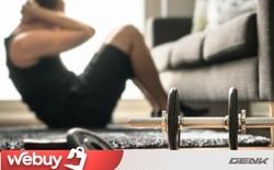 5 dụng cụ hỗ trợ tập gym ngay tại nhà: nhìn đơn giản nhưng hiệu quả đến bất ngờ