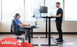"""Đây là tư thế ngồi làm việc đúng chuẩn lành mạnh và 5 món """"bảo bối"""" giúp bạn làm được điều đó"""