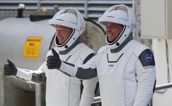 Designer từng tham gia nhiều dự án của Marvel và DC đã thiết kế trang phục cho phi hành đoàn SpaceX