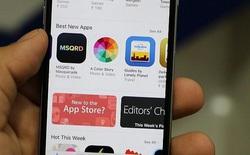 """Vì sao App Store của Apple đang """"ngồi trên lửa""""?"""