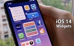 iOS 14: Cách thêm và tùy biến Widget ở màn hình Homescreen