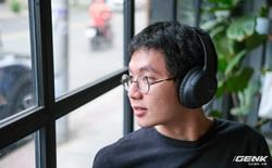 Cận cảnh bộ đôi tai nghe không dây mới của Sony: Một in-ear, một over-ear, mức giá dễ tiếp cận