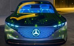 """Mercedes hợp tác với Nvidia để thiết kế ô tô """"gừng càng già càng cay"""", càng đi lâu càng tự học được nhiều tính năng hay"""