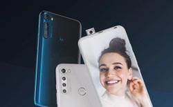 Motorola quay trở lại với One Fusion+: Camera selfie thò thụt, Snapdragon 730, pin 5000mAh, giá 7.9 triệu đồng