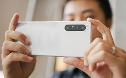 Trên tay Sony Xperia 1 II tại VN: Siêu phẩm với màn hình 4K HDR, camera cực chuyên nghiệp, giá gần 30 triệu đồng