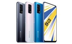 iQOO Z1x 5G ra mắt: Màn hình 120Hz, Snapdragon 765G, pin 5000mAh, giá chỉ từ 5.3 triệu đồng