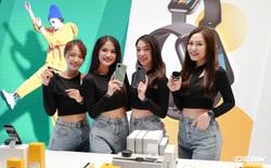 Realme mở rộng hệ sinh thái sản phẩm tại Việt Nam, ra mắt cùng lúc điện thoại, tai nghe và đồng hồ thông minh