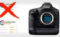 DXOMark thừa nhận tính toán sai điểm chất lượng dòng máy ảnh Canon 1D X Mark III