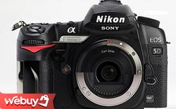 Vì sao bạn cần chọn cho mình một chiếc máy ảnh chuyên nghiệp?