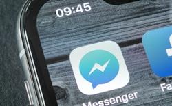 Facebook Messenger cập nhật tính năng xác thực bằng Face ID/Touch ID