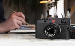 Leica ra mắt máy ảnh cao cấp M10-R: Câu trả lời của hãng máy ảnh Đức với cuộc chiến độ phân giải cao